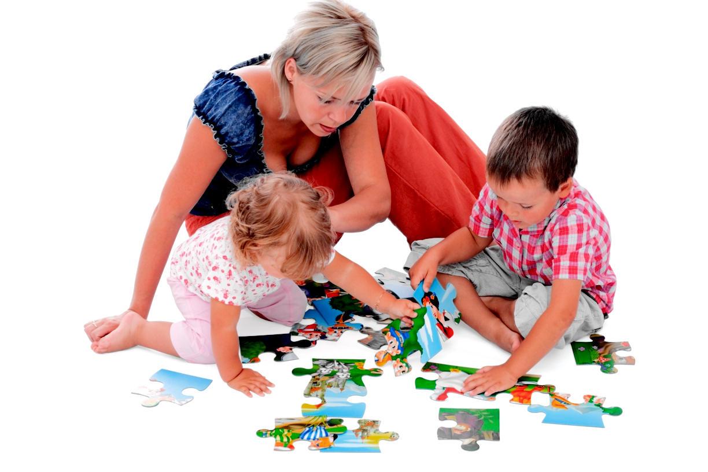 Puzzle per bambini un regalo divertente ed educativo