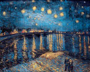 Puzzle di Van Gogh