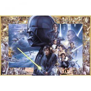 puzzle di Star Wars